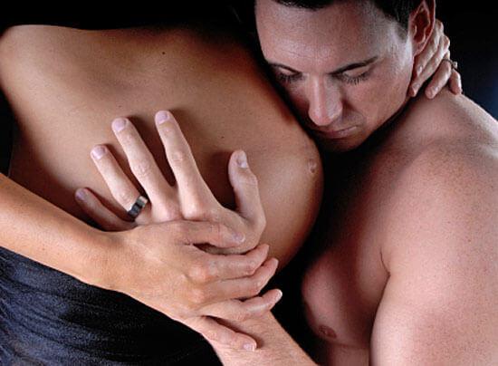 Интимные отношения при беременности