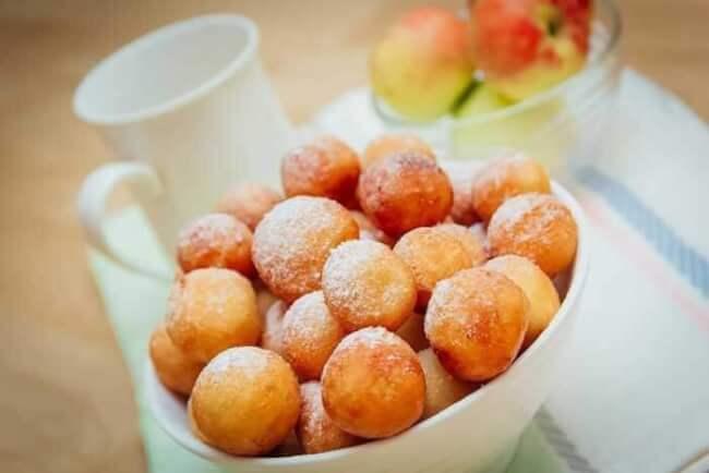 Рецепты пончиков и пышек