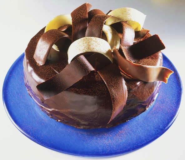 Белково заварной крем для украшения торта рецепт