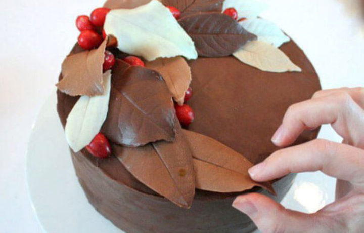 Как сделать шоколад для торта в домашних условиях