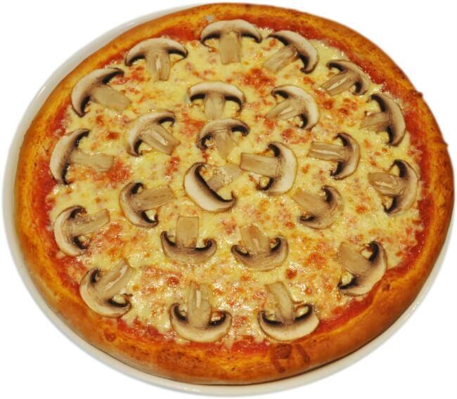 Пицца своими руками на основе для пиццы