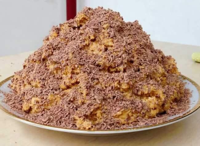 Шоколадный муравейник